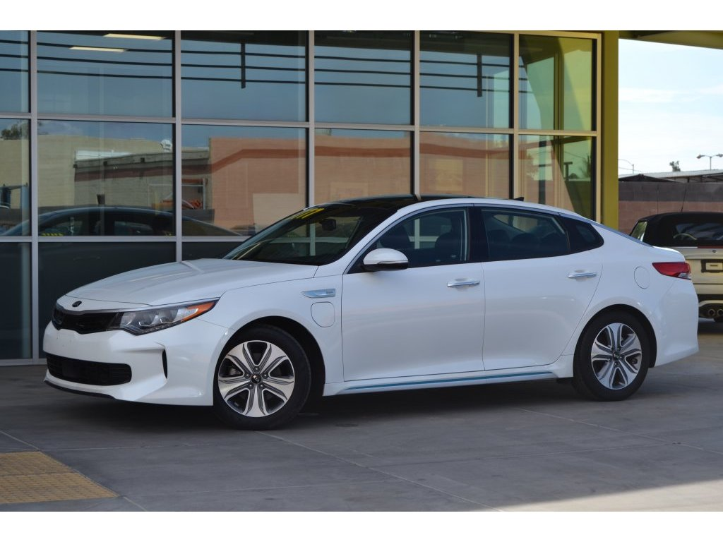 2017 Kia Optima Plug-In Hybrid EX (013338) Main Image
