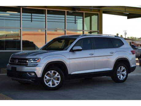 2018 Volkswagen Atlas 3.6L V6 SEL w/Technology