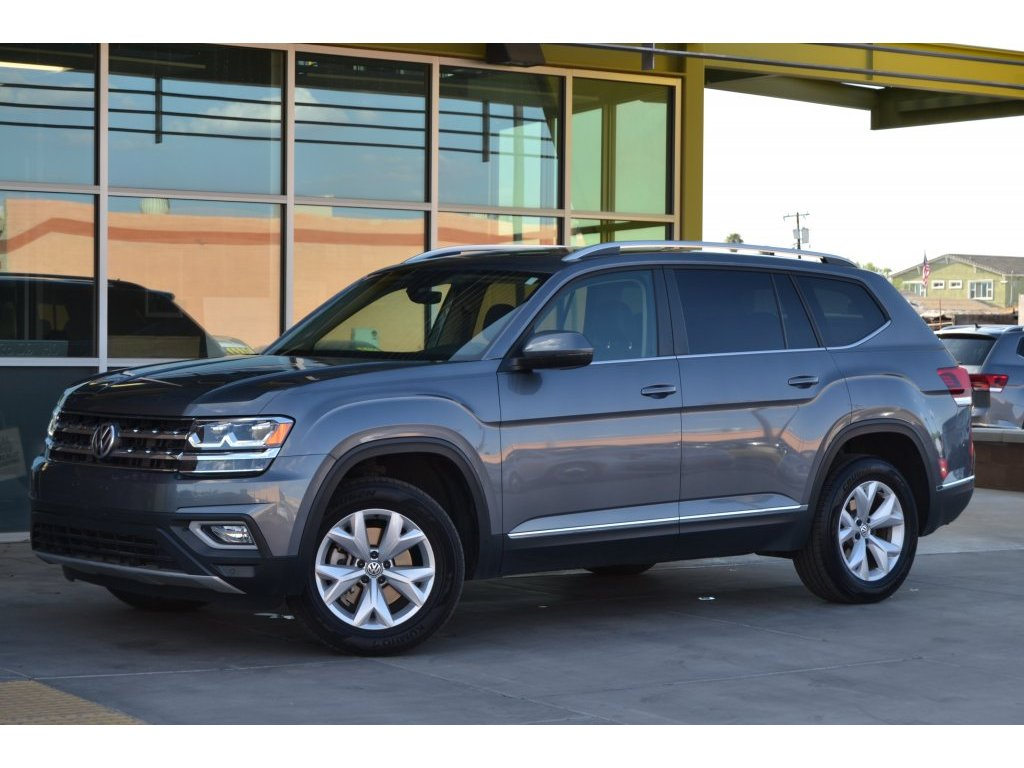 2018 Volkswagen Atlas 3.6L V6 SEL w/Technology (554097) Main Image