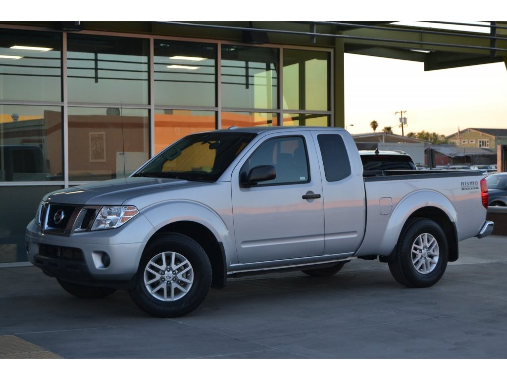 2017 Nissan Frontier SV (736926) Main Image
