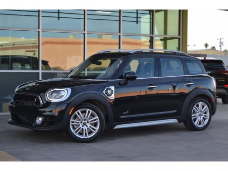 2019 Mini Countryman Cooper S E
