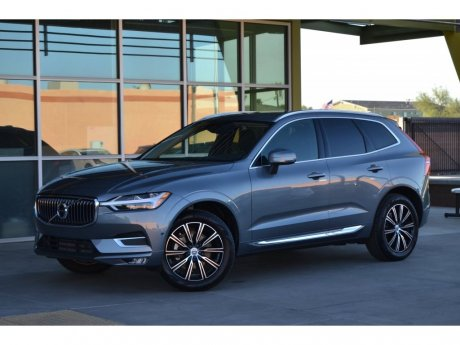 2019 Volvo Xc60 Inscription