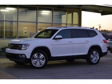 2019 Volkswagen Atlas 3.6L V6 SEL w/Technology