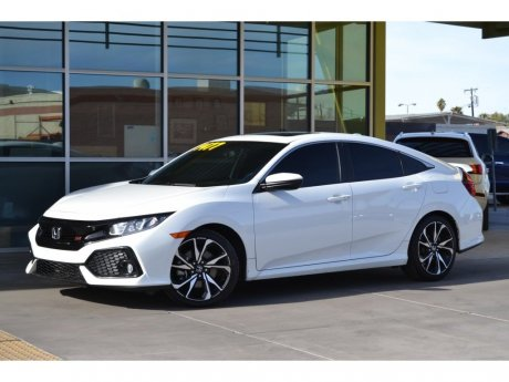 2017 Honda Civic Sedan SI