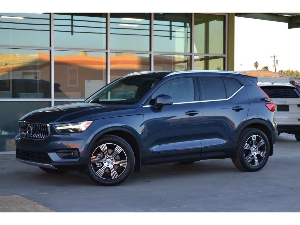 2019 Volvo XC40 Inscription (103702) Main Image