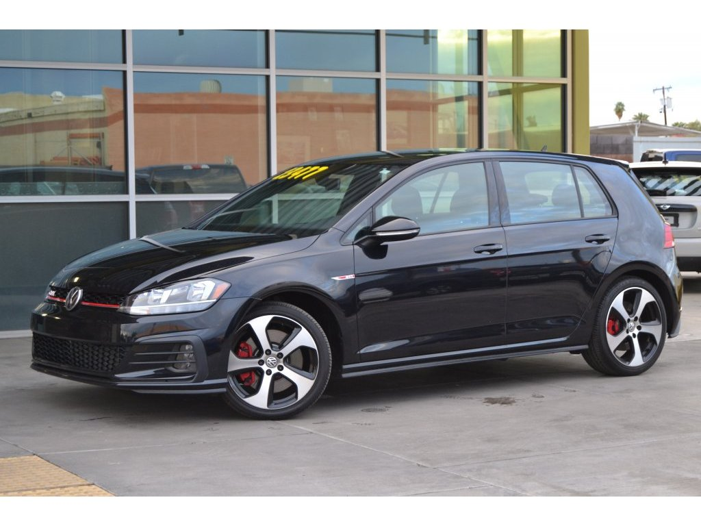 2019 Volkswagen GTI Rabbit Edition (025403) Main Image