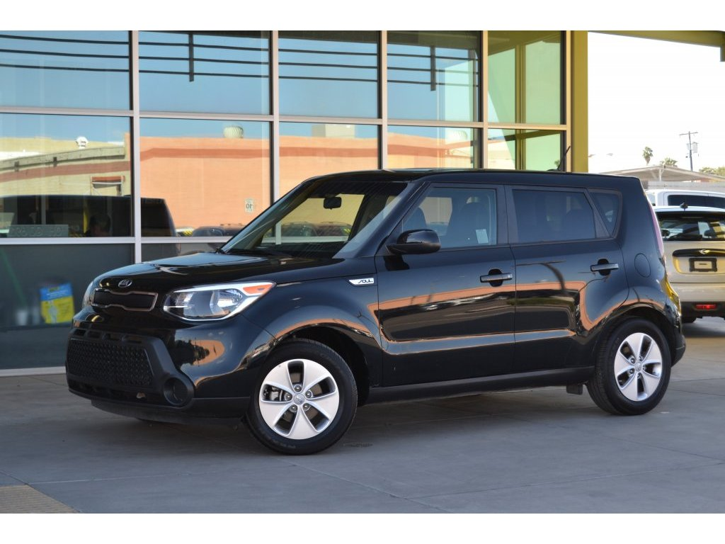 2016 Kia Soul Base (392359) Main Image