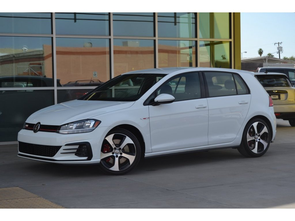 2019 Volkswagen Golf Gti For Sale In Tempe Az Serving Mesa Used Volkswagen Sales