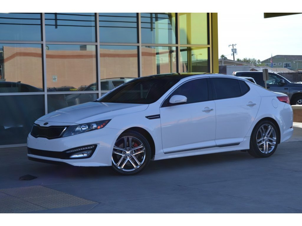 2013 Kia Optima SX w/Limited Pkg (236214) Main Image
