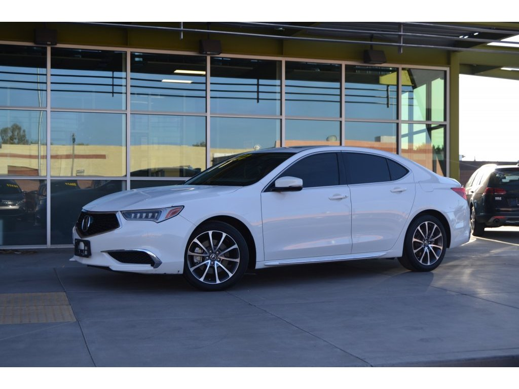 2018 Acura Tlx w/Technology Pkg (009683) Main Image