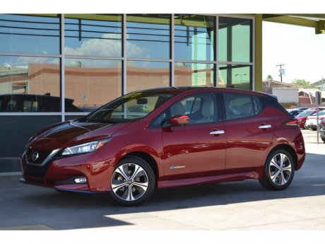 2019 Nissan Leaf SL PLUS