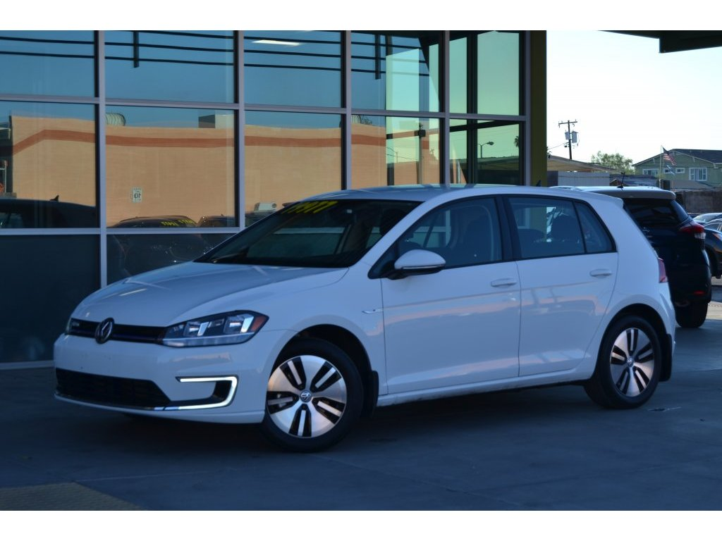 2017 Volkswagen e-Golf for sale in Tempe, AZ serving ...
