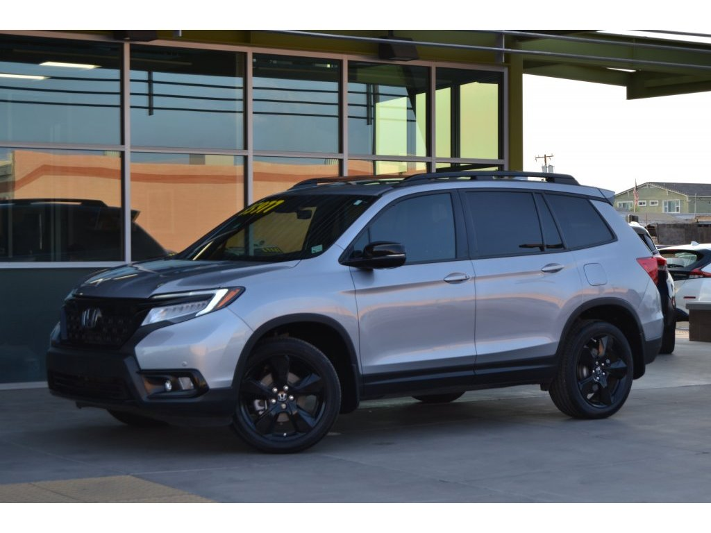 2019 Honda Passport Elite (010134) Main Image