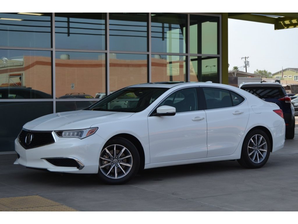 2018 Acura Tlx w/Technology Pkg (003287) Main Image