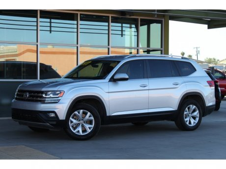 2018 Volkswagen Atlas 2.0T SE w/Technology