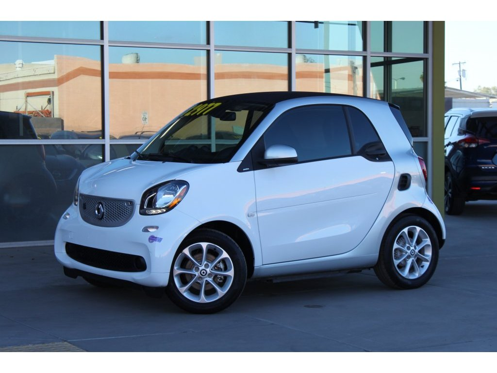 2018 smart fortwo electric drive passion (283894) Main Image