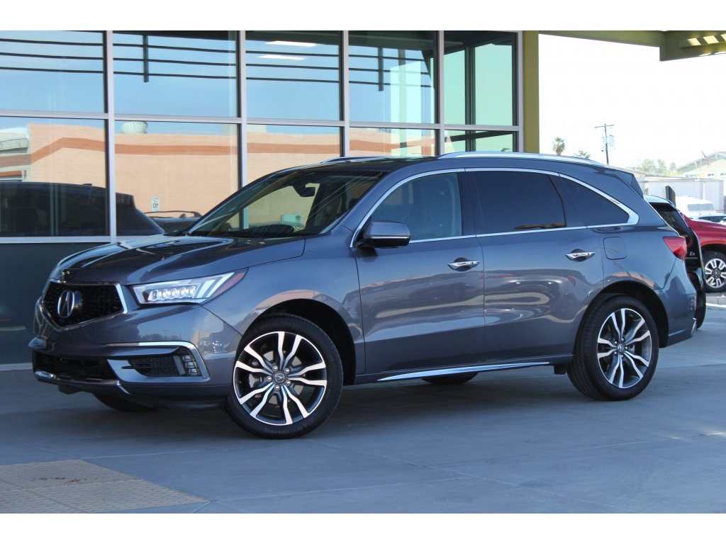 2019 Acura Mdx w/Advance Pkg (004603) Main Image