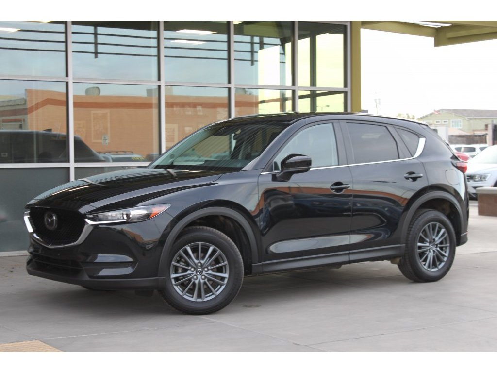 2020 Mazda Cx-5 Touring (720509) Main Image