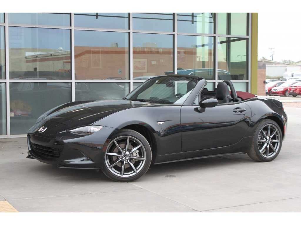 2018 Mazda MX-5 Miata Grand Touring (202150) Main Image