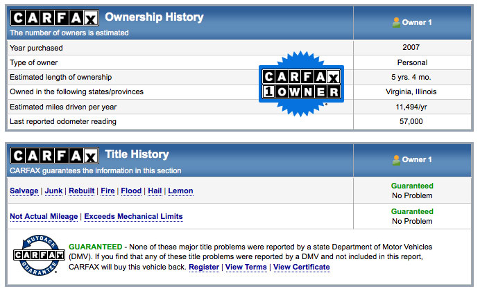 Free Vehicle History Report Online >> Buy Vehicle History Report Buying A Used Car Try These